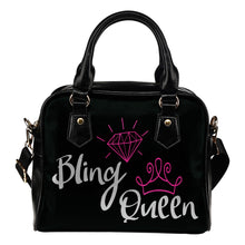 Bling Queen Handbag Purse Pink or Teal Bling Bag Paparazzi
