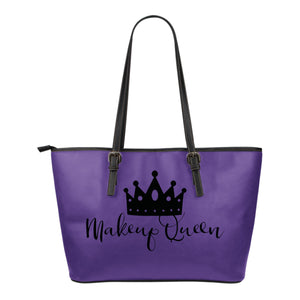 Makeup Queen Tote Bag