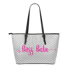 Load image into Gallery viewer, Boss Babe Tote Bags 3 Choices