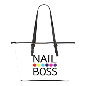 Nail Boss Tote Bag Purse