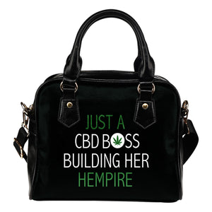 CBD Boss Handbag Purse