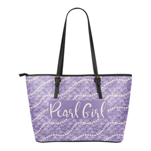 Pearl Girl Tote Bags Pearl Party Consultants