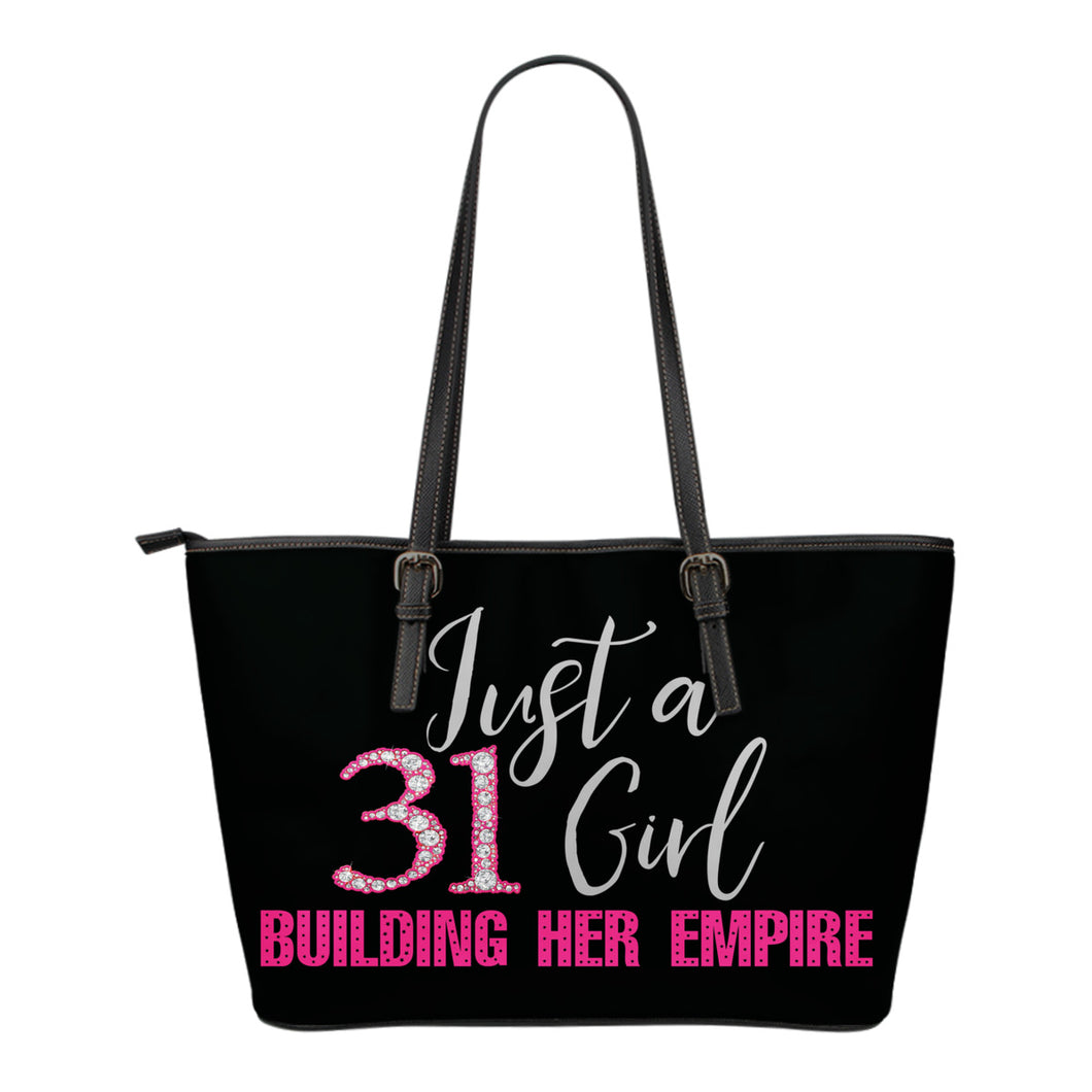 31 Girl Tote Bag