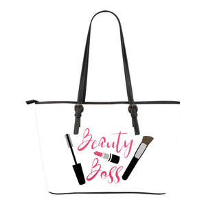 Beauty Boss Tote Bags Makeup Direct Sales Swag