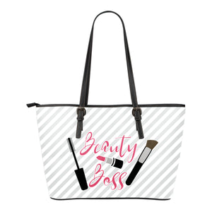 Beauty Boss Tote Bags Makeup Avon Mary Kay Direct Sales Swag