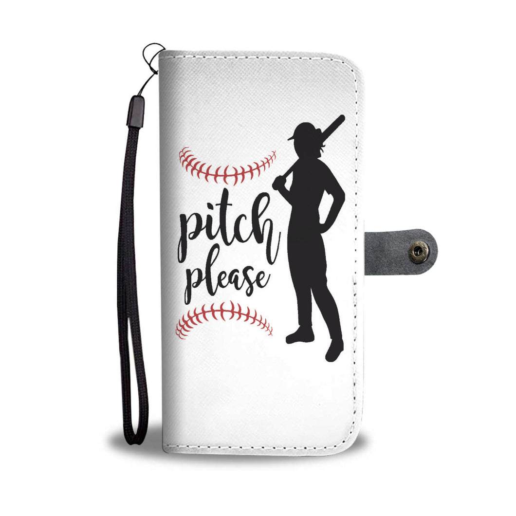 Pitch Please Wallet Phone Case