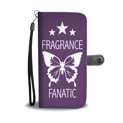 Fragrance Fanatic Wallet Phone Case