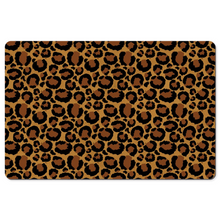 Load image into Gallery viewer, Leopard Animal Print Desk Mats 4 Sizes