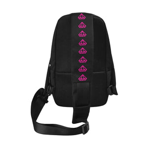 Bling Queen Chest Pack Chest Bag