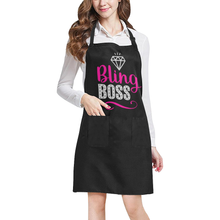 Load image into Gallery viewer, Bling Boss Apron