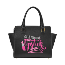 Load image into Gallery viewer, Ask Me About My Lipstick Purse Classic Shoulder Handbag