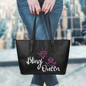 Bling Queen Tote Bag