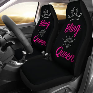 Bling Queen Car Seat Covers Seat Protectors