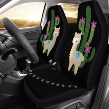 Load image into Gallery viewer, Young Brown Alpaca Car Seat Covers