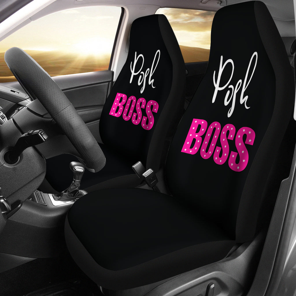 Posh Boss Car Seat Covers