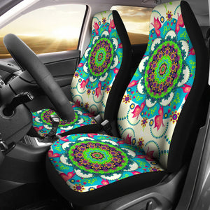 Mandala Car Seat Covers