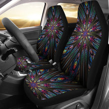 Load image into Gallery viewer, Tribal Pattern Car Seat Covers