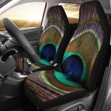 Load image into Gallery viewer, Peacock Car Seat Covers
