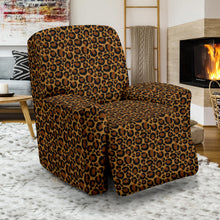 Load image into Gallery viewer, Leopard Animal Print Spandex Stretch Recliner Slip Cover