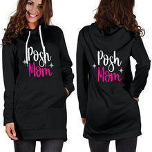 Posh Mom Hoodie Dress