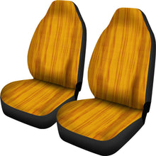 Load image into Gallery viewer, Yellow and Orange Tie Dye Car Seat Covers