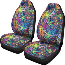 Load image into Gallery viewer, Hippie Dippie Car Seat Covers