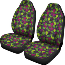 Load image into Gallery viewer, Purple, Red and Green Grapes Car Seat Covers
