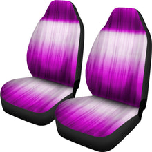 Load image into Gallery viewer, Purple Tie Dye Car Seat Covers