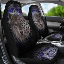 Load image into Gallery viewer, Wolf Spirit Car Seat Covers