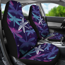 Load image into Gallery viewer, Dragonfly Car Seat Covers