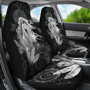 Free Spirit Horse Car Seat Covers