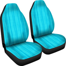 Load image into Gallery viewer, Bright Blue Tie Dye Car Seat Covers Seat Protectors