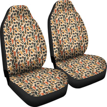 Load image into Gallery viewer, Jungle, Safari, Africa, Ethnic, Abstract Pattern Car Seat Covers