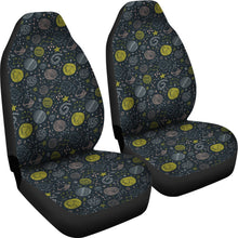 Load image into Gallery viewer, Outer Space Pattern Car Seat Covers