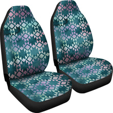 Load image into Gallery viewer, Aztec Ethnic Iridescent Car Seat Covers