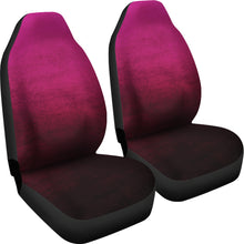 Load image into Gallery viewer, Pink Watercolor Ombre Car Seat Covers