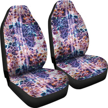 Load image into Gallery viewer, Colorful Tie Dye Car Seat Covers