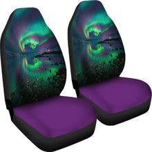 Load image into Gallery viewer, Northern Lights Car Seat Covers