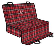 Load image into Gallery viewer, Lily Custom Pet Back Bench Seat Cover