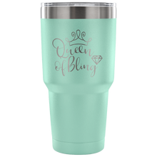 Load image into Gallery viewer, Queen Of Bling Coffee Mug Tumbler 5 Colors!