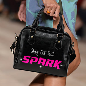 She's Got That Spark Handbags Advocare Consultant Swag