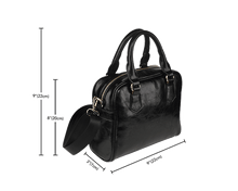 Load image into Gallery viewer, Just A Girl Boss Building Her Empire Handbag Purse