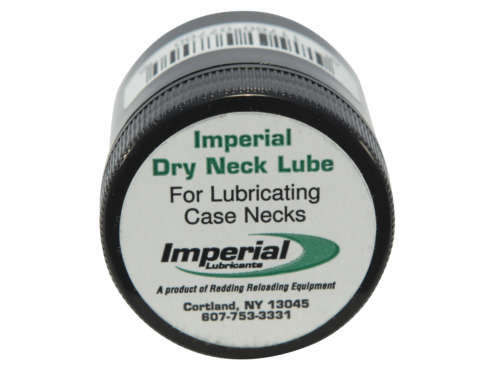 07700 REDDING IMPERIAL DRY NECK LUBE - 1 OZ. - BRAND NEW
