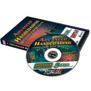 Advanced Handloading - Beyond The Basics DVD