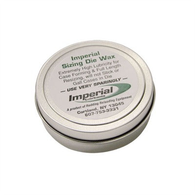 Imperial Sizing Die Wax - 2 oz.