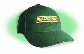 "Style ""C"" Redding Shooting Cap - Dark Green"