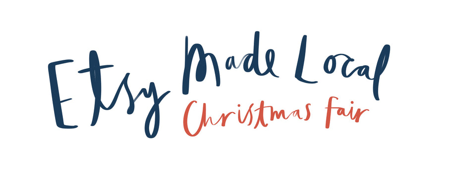 Shop local at our Etsy Made Local Christmas Pop Up in Cornwall!