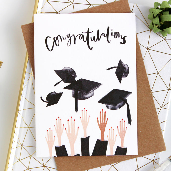 Graduation Congratulations Card