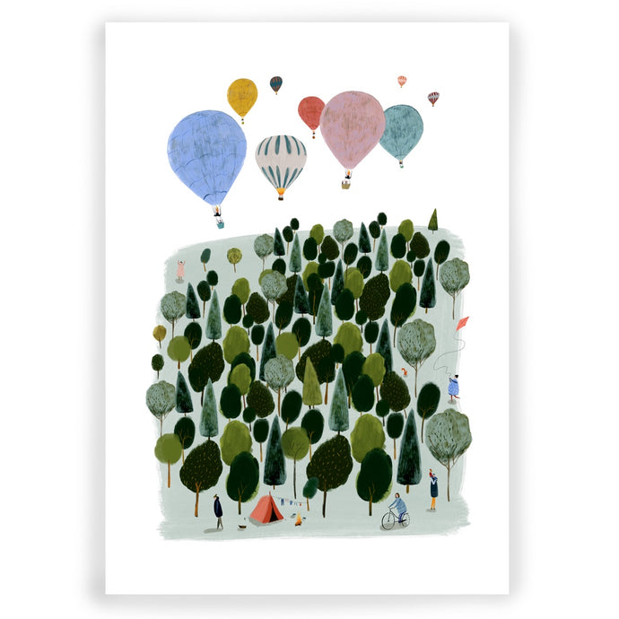 Happy Days Print
