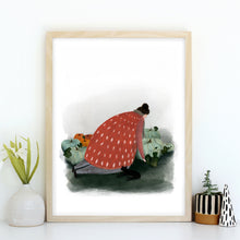 Pumpkin Patch Gicleé Art Print